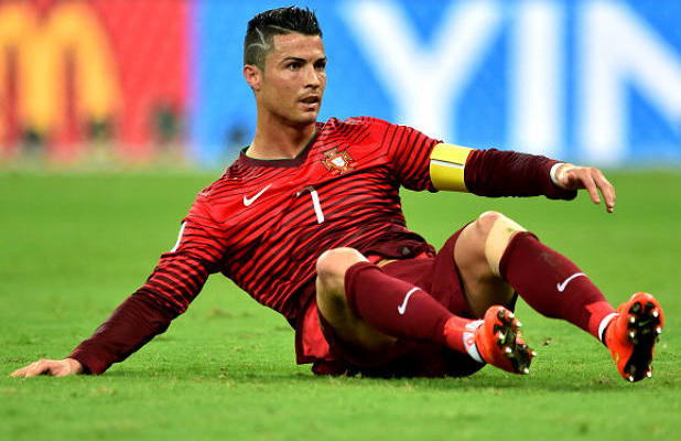 Ronaldo in 2014 World Cup
