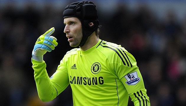Petr Cech for Chelsea