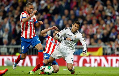 Ronaldo vs. Atletico
