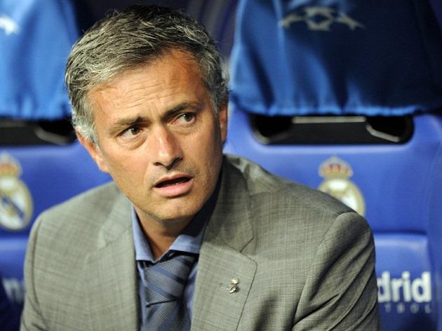 Jose Mourinho at Real Madrid