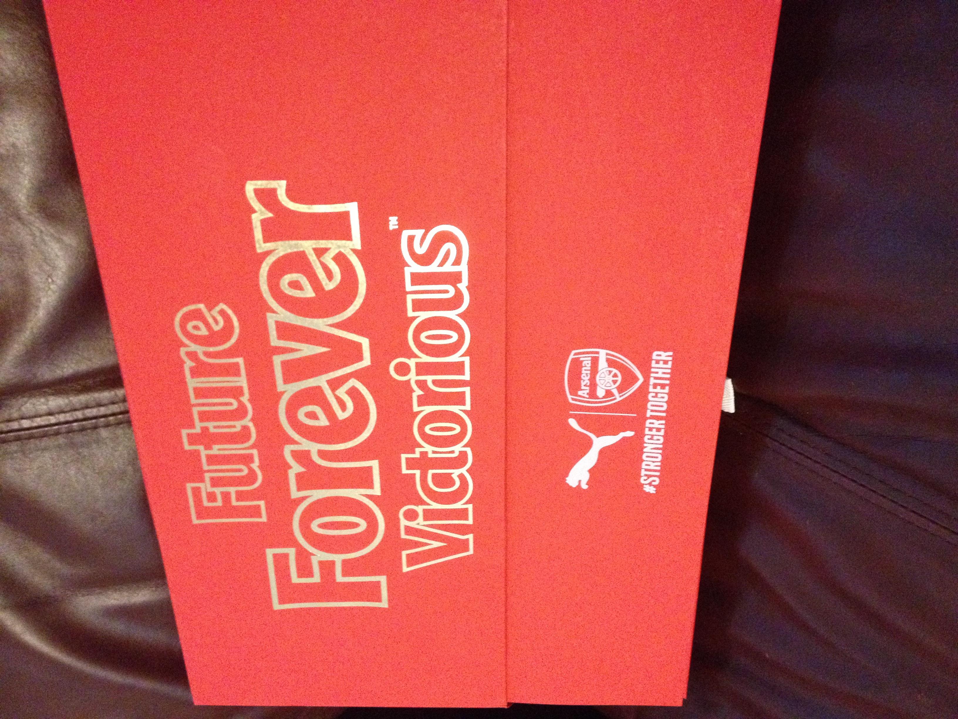 3c19327f10e6fa Puma Home Kit Presentation Box - The Center Circle - A SoccerPro ...