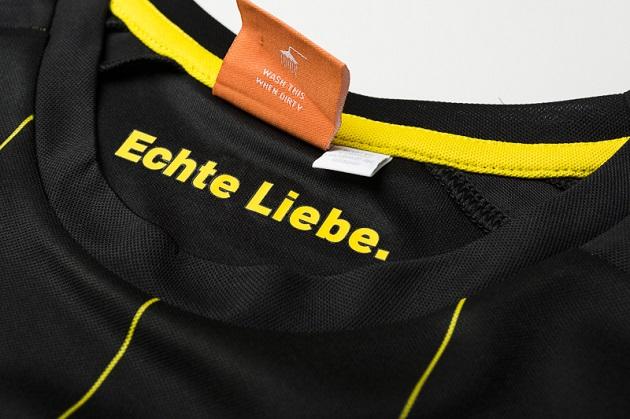 Dortmund away Echte Liebe