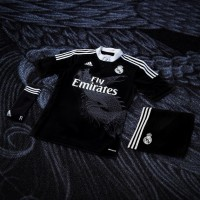 Adidas Introduces Yamamoto-Designed Real Madrid 3rd Jersey