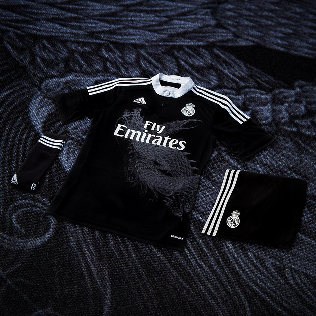 adidas Real Madrid 3rd kit