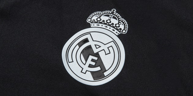 Real Madrid 3rd crest