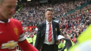 United's Louis van Gaal