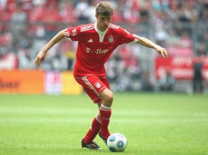 Young Muller for Bayern