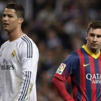 Aging Behemoths: Ronaldo and Messi