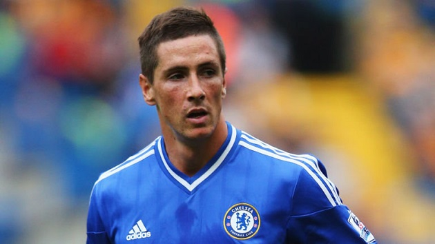 Torres for Chelsea FC
