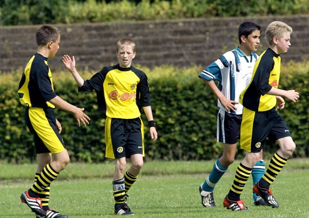 Reus as a BVB youth