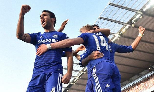 2014-15 Chelsea