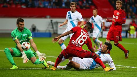 Leverkusen vs. Zenit