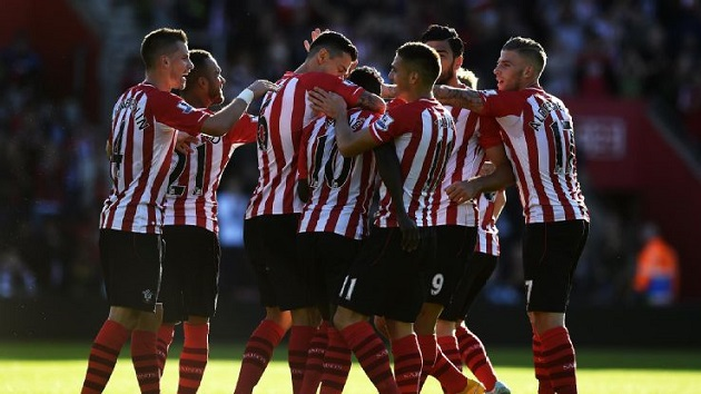 Southampton beats Stoke