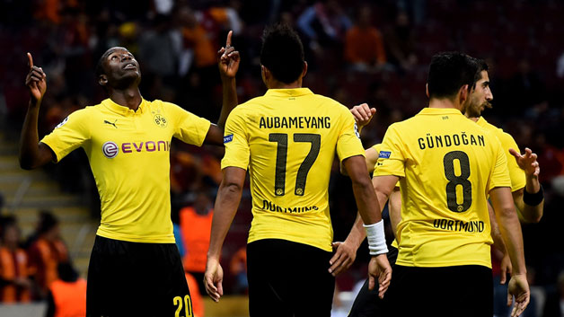 Dortmund in Champions League