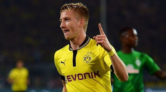 On the Spot: Marco Reus