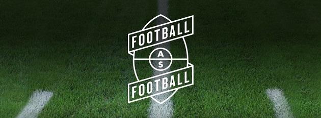 Football as Football logo