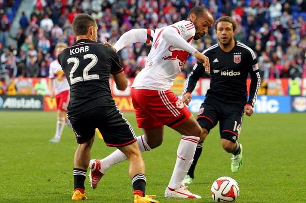Henry for NY Red Bulls