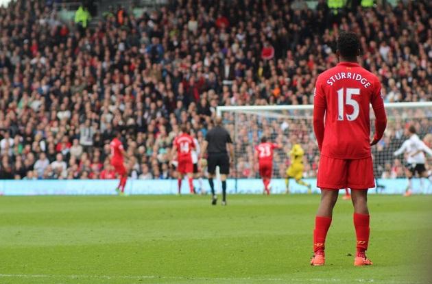 Sturridge watching Liverpool