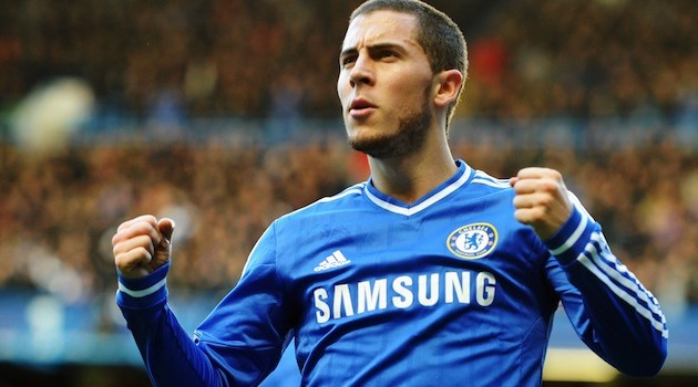 On the Spot: Eden Hazard