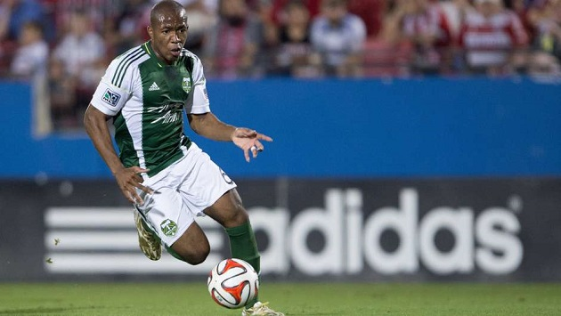 Darlington Nagbe for Portland