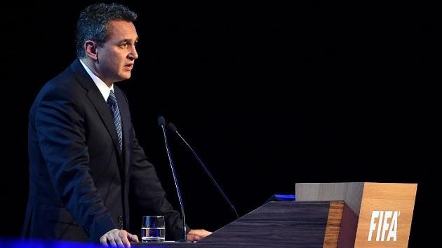 Michael Garcia against FIFA
