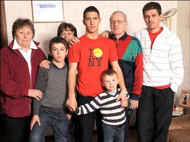 Hazard's family