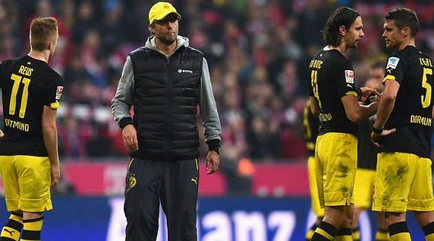 Dortmund's Jekyll and Hyde Act