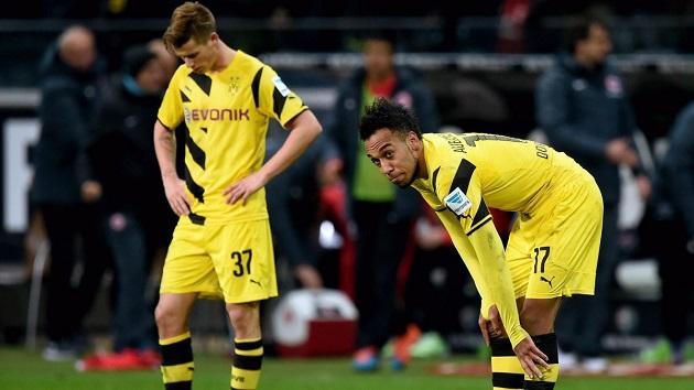 Dortmund dejected