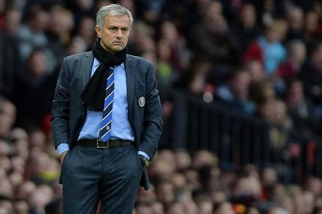 Chelsea's Mourinho