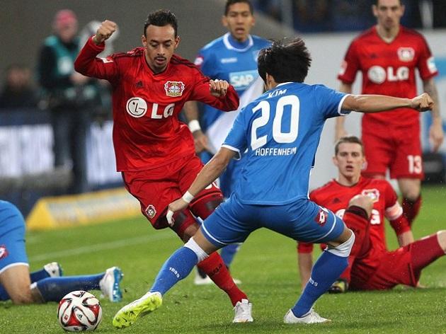 Hoffenheim vs. Leverkusen