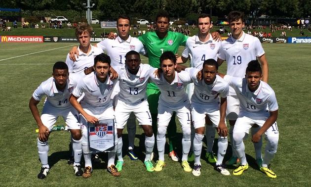 USMNT U20 team