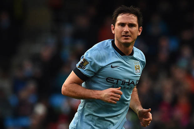 Man City's Lampard