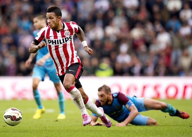 Depay for PSV