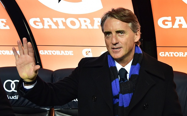 Mancini, Inter manager