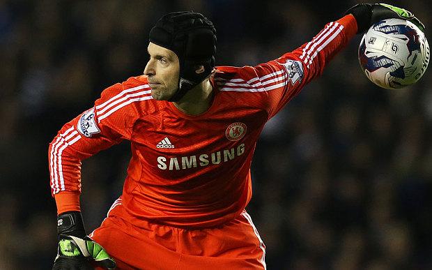 Chelsea's Petr Cech