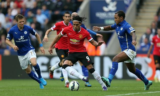 Falcao for Man United