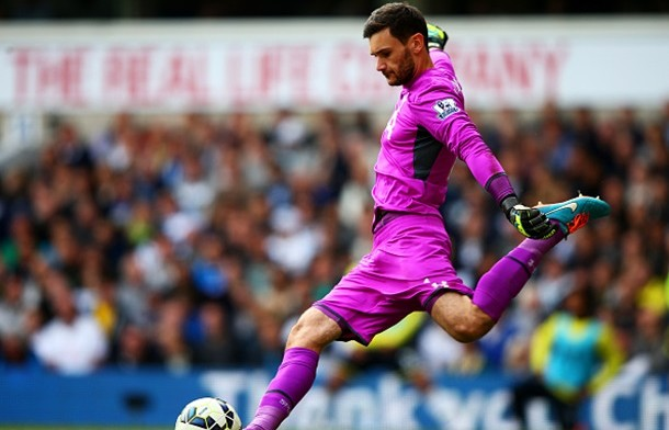 Lloris of Tottenham