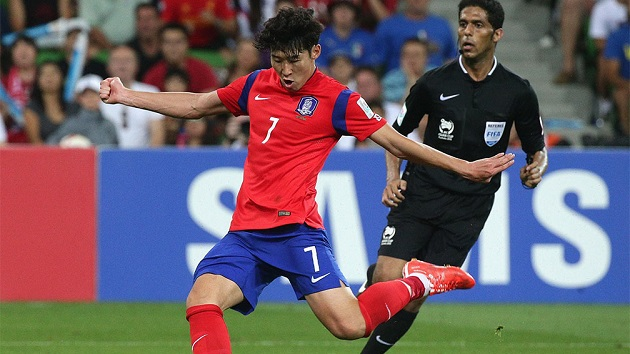 AFC Asian Cup, South Korea