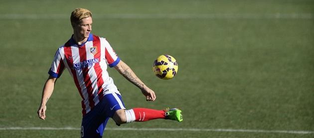 Atletico's Torres