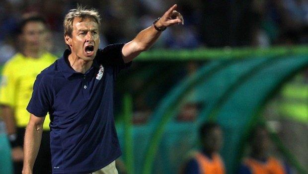 USA's Klinsmann