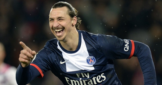 On the Spot: Zlatan Ibrahimovic