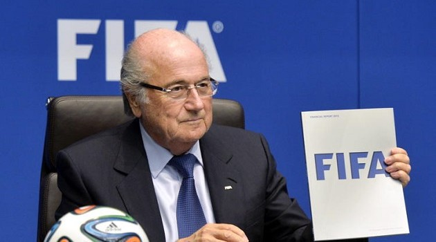 FIFA Presidential Election: Can Anyone Unseat This Guy?