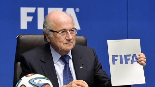 FIFA's Blatter
