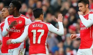 Arsenal, Liverpool, United Move Into FA Cup Quarterfinals