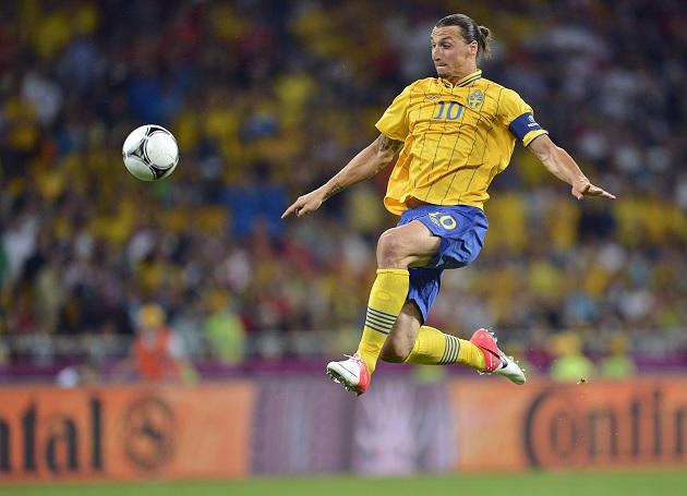 Zlatan for Sweden