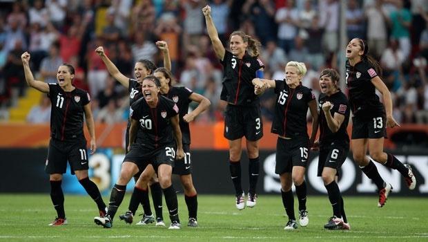 2011 US Women in shootout