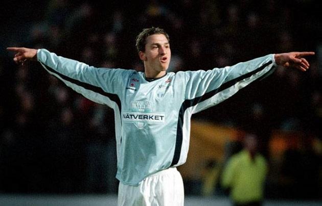 young Zlatan