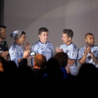 Sporting KC Launch New Home Jersey at Fan Event