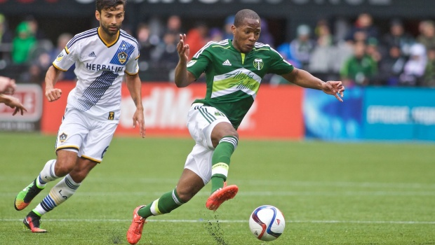 Nagbe vs LA Galaxy