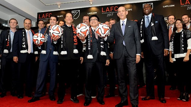 MLS expands to LAFC